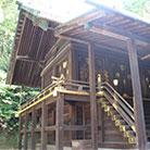 社殿並びに附属建築物